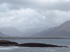 8411 Seal rock and Loch Linnhe in mist (Andy - Busyyyyyyyyy) Tags: 20170314 ballachulish bbb bridge ccc clouds ggg glencoe iii islets lll lochlinnhe mist mmm rocks sealoch sss