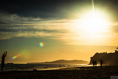 butterfly beach, montecito, ca (AdrienneCredoPhotography) Tags: nikon d3200 nikond3200 summer water nature butterflybeach montecito santabarbara california sunset