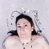 All that Glitters / 52.365 (sadandbeautiful (Sarah)) Tags: me woman female self selfportrait 365daysx8 365days day52 jewelry