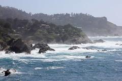 Point Lobos Overlook (Shaun McCullough) Tags: california pebblebeach pacificocean centralcoast ocean rockyshore monterey carmel spring waves pointlobos birdislandtrail pointlobosstatereserve pointlobosstatenaturalreserve