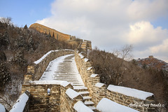 The Great Wall of China (Pic_Joy) Tags: 亚洲 中国 河北 金山岭长城 asia china hebei jinshanling greatwall snow 雪 雪景