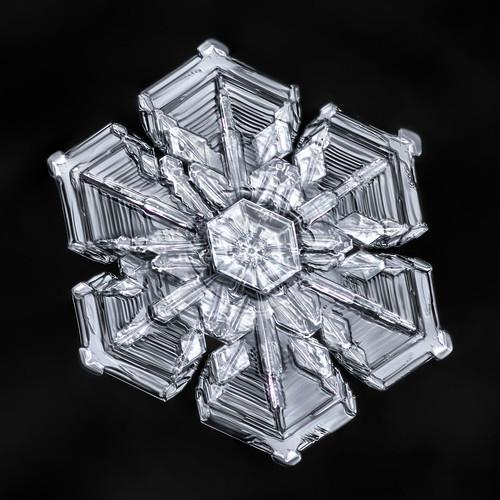 Snowflake-a-Day #57
