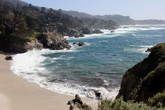 Point Lobos Cove (Shaun McCullough) Tags: pelicanpoint pointlobos pointlobosstatenaturalreserve california carmel pacificocean cove ocean sea beach overlook