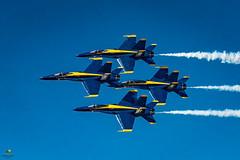 US Navy Blue Angels (Don Sullivan) Tags: usnavy blueangels aviation airshow military blue angels florida unitedstatesnavy flight diamond