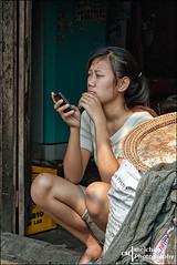 Whitout Coverage (Melchita) Tags: streetphotography street streetcolor streetphotographycolor streetscenes streetportrait urbanphotography urbanlife urbanscenes portrait laos melchita