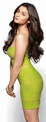 Alia Bhatt Green Tight Fit (Hot N Sexy Collection) Tags: alia bhatt body curves strucutre boobs tight dress butt breast size height weight cup
