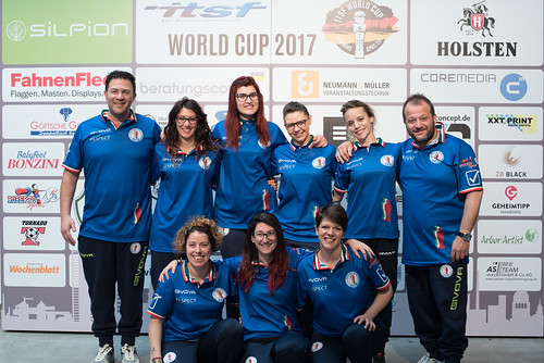 Team Italy Women Expanded Squad