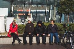 Elders in Korea (Kevin Lowry) Tags: d7100 35mm18 nikon streetphotography seoul korea
