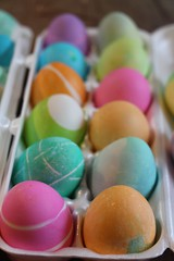 Egg DoF (Read2me) Tags: colorful eggs many easter food pastel she cye row ge thechallengefactorywinner pregamewinner challengeclubwinner