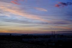 Sunset. Moscow. (rededia) Tags: city cityscape urban skyline sky sunset sundown fuji fujifilm moscow cloud
