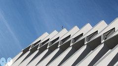 The Array (occhio-x-occhio) Tags: watermark sky architecture blue gray white morning web outdoor cement oxo rome new smooth church pinterest g fb flickr
