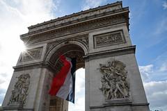 Arc de Triomphe (Dusty J) Tags: paris france europe nikon d750 nikkor vacation art light dustin gaffk gaffke dustingaffke dustyj