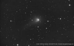 Comet C/2015 V2 Johnson on 04-23-2017 (John Chumack _Observatories) Tags: cometc2015v2johnson coma nucleus comettail dayton ohio usa johnchumack