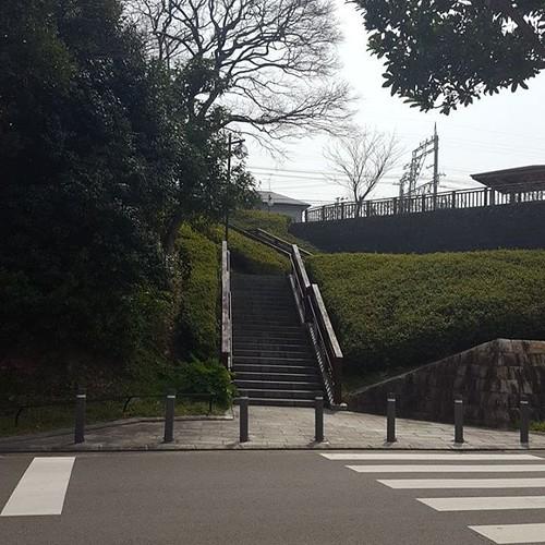 こっちの階段はok