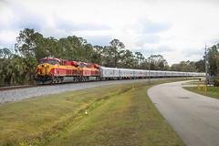 9420 (Travel By Train) Tags: circus train rbbx blue unit fec florida east coast ge es44c4 es44