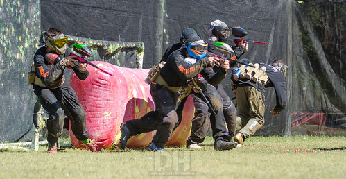 Paintball Phenomenon ATL 58