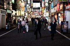 Kabukicho Ichibangai (oyvind-nilsen) Tags: fukuoka japan kabukichoichibangai tokyo x100 asia fujifilm japanese shinjuku streetphotography streetshot streetphoto x100t 新宿区 東京