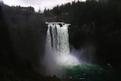 (NebulaBlood) Tags: snoqualmie snoqualmiefalls waterfall washington washingtonstate water earth nature beautiful