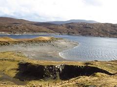 8588 Loch Quoich (Andy - Busyyyyyyyyy) Tags: 20170319 ccc clouds glenquoich lll lochcuiach lochquoich mmm mountains qqq reservoir rrr scotland sunny water www