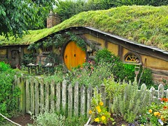Home Sweet Hobbit Home (christine zenino) Tags: shire hobbit hobbiton lotr thehobbit movie set newzealand jrtolkien matamata magicalplaces middleearth