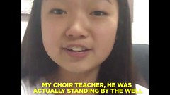 Snow White Has Nothing On This Teen's Wishing Well Singing Skills (chekamarue270) Tags: snow white has nothing on this teen's wishing well singing skills