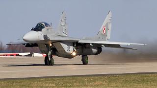 MiG-29 | Polish Air Force