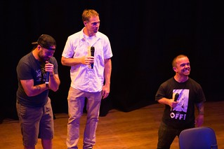 Jackass Gympie Civic Centre Oct 15