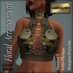 Loordes of London-The Floral Arrangement-#9 1 (loordesoflondon) Tags: my 60l secret sale 4717