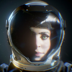 Ava Turing (Gothicpolar) Tags: turing test space ship scifi game pc screenshot scene pretty