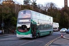 East Coast Buses 20938 SN10DKF (busmanscotland) Tags: east coast buses 20938 sn10dkf sn10 dkf volvo b9tl wright eclipse gemini lothian ecb eas airlink