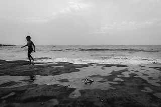 Connect the dots @ Beypore beach,Calicut.