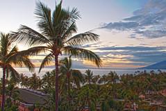 Grand Wailea (Zeta_Ori) Tags: maui hawaii wailea grandwaileahotel grandwailea grandwailearesort sunset hdr