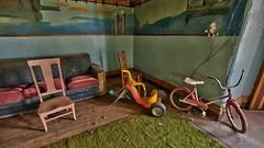 Rose's Farmhouse (31) (Darryl W. Moran Photography) Tags: urbandecay abandonedfarmhouse frozenintime leftbehind oldfarm urbex urbanexploration darrylmoranphotography oldfurniture