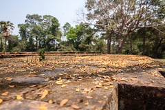 Prasat Kravan at Angkor Wat