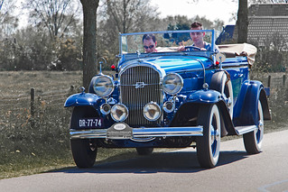 Buick 32-50 2-door Convertible Phaeton 1932 (7537)