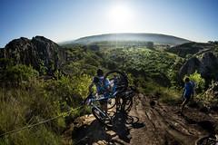 EG_25 (AGATHA BOVEDA AGUIRRE) Tags: za sudafrica expedition race expedicion guarani eg2017 cyanosis ropes abseil bike tobati descend euskat sunrise morning