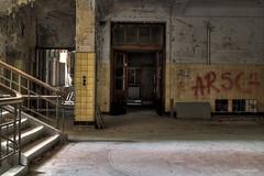 arsch (Urban Tomb Raider) Tags: urbex urbanexploration decay abandoned abandonedhospital abandonedlungsanatorium urbandecay beautyofdecay urbexgermany canoneosm