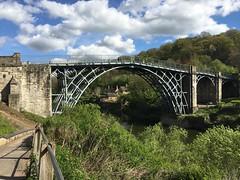 Ironbridge [2] (Rynglieder) Tags: england shropshire ironbridge bridge unesco gorge river severn