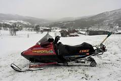 """vind i håret, tårer i øynene""..... (KvikneFoto) Tags: leicax1 lynx snøskuter snowmobile kvikne hedmark norge snø snow winter vinter"