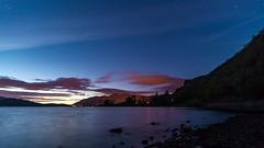 Video: 'Derwentwater Nightlapse' (Kristofer Williams) Tags: night sky stars lake water nightscape timelapse video aurora auroraborealis northernlights derwentwater lakedistrict cumbria keswick skiddaw