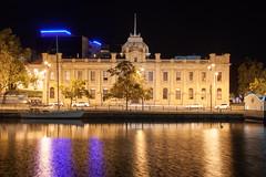 Tasmanian Museum and Art Gallery (hectordotlee) Tags: 500d australia urban architecture attraction canon canon500d hobart night nightscene outdoor scenic tasmania tourist travel