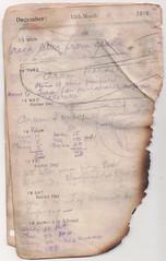 13-19 Dec 1915 (wheresshelly) Tags: ww1 wwi world war 1 australia gallipoli egypt military australian 4th field ambulance anzac morton wilfred