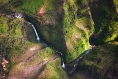 An Aerial Tour of The Garden Island (Silent G Photography) Tags: travel landscape hawaii waterfall chopper aerial helicopter kauai aerialphotography heli gardenisland 2014 travelphotography jackharterhelicopters jackharter gardenisle silentgphotography silentgphoto