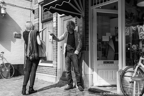 """Haarlem, Netherlands - Street Photography • <a style=""""font-size:0.8em;"""" href=""""http://www.flickr.com/photos/53054107@N06/13519131254/"""" target=""""_blank"""">View on Flickr</a>"""