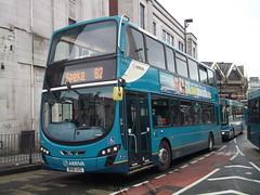 Arriva Merseyside (fulton2014) Tags: liverpool 4466 arrivamerseyside mx61axg
