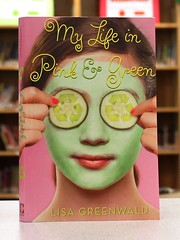 My Life in Pink & Green (Vernon Barford School Library) Tags: new family school fiction reading book high library libraries daughter mother reads makeup daughters lisa books mothers read paperback problem relationship cover junior environment novel covers bookcover middle cosmetics vernon relationships problems recent bookcovers paperbacks novels fictional barford greenwald softcover motherdaughterrelationship familyproblems environmentalmovement vernonbarford softcovers 9780810985872