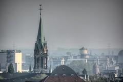 DSC_6687 (Joachim S. Mller) Tags: tower church germany deutschland hessen kirche turm darmstadt hdr wasserturm kirchturm johanneskirche
