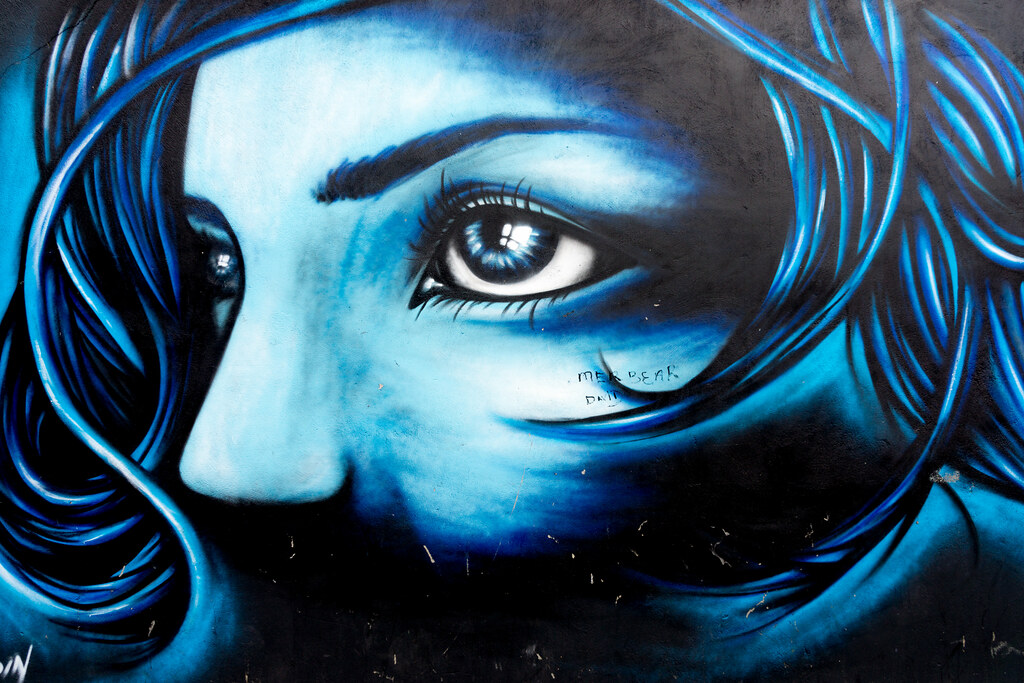 STREET ART IN DUBLIN - CABRA PARK URBAN GALLERY