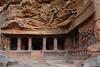 India - Karnataka - Badami Caves - 003 (asienman) Tags: india architecture caves karnataka badami chalukyas vatapi asienmanphotography