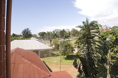 Entebbe- Hotel view